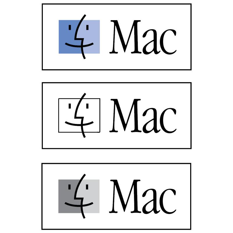 Mac OS vector