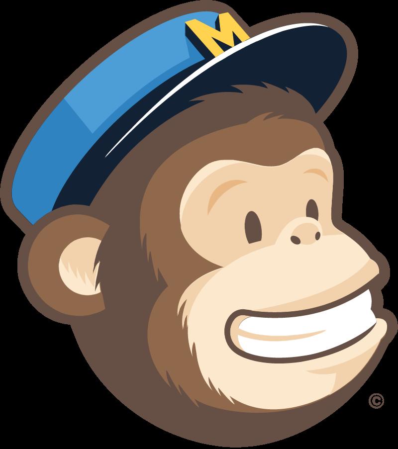 MailChimp Freddie icon vector