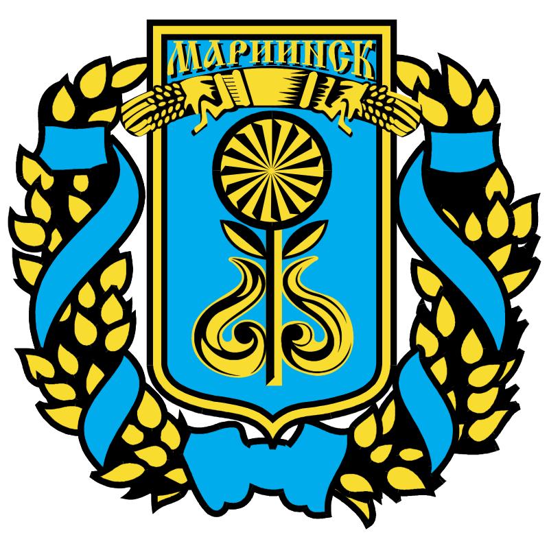 Mariinsk vector logo