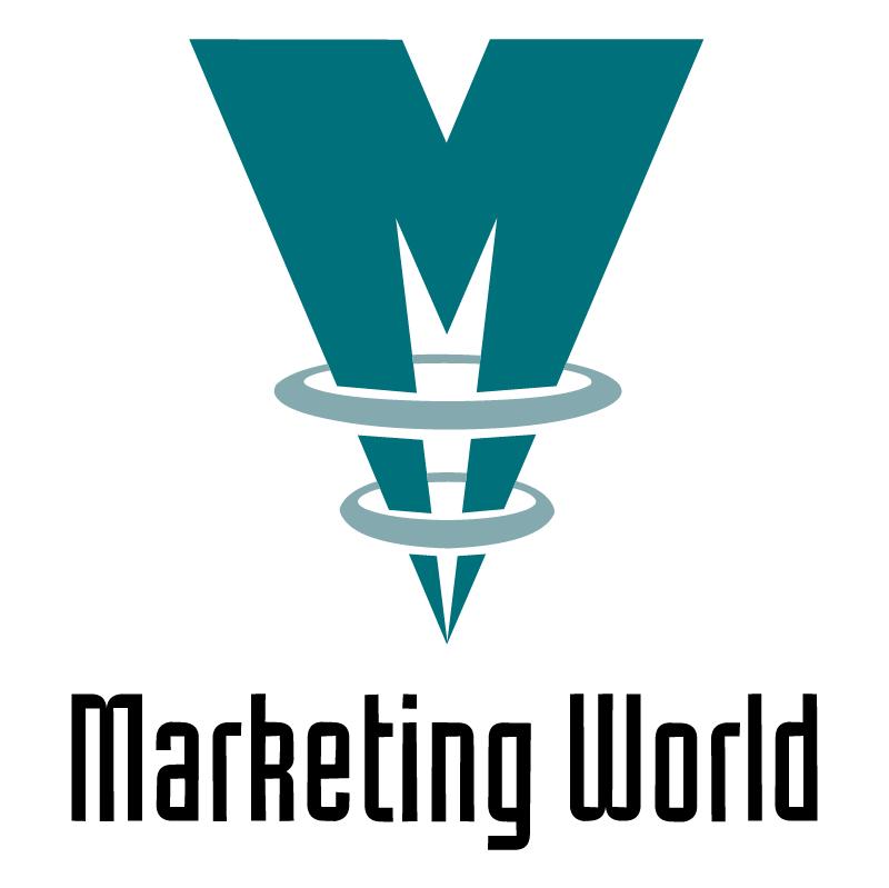 Marketing World vector