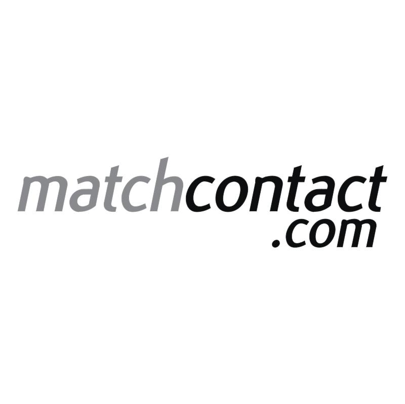 Match Contact vector logo