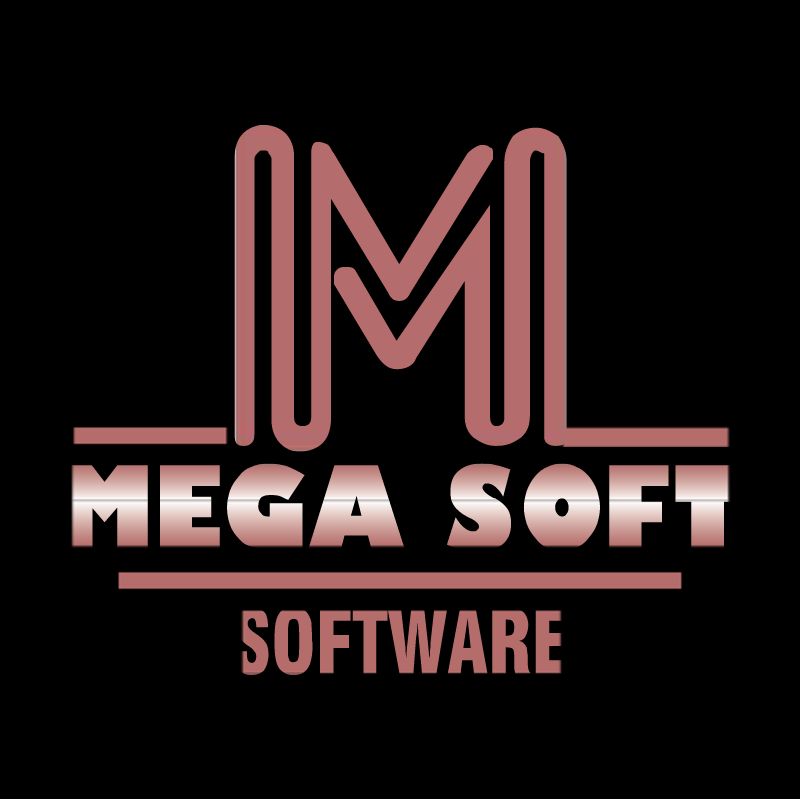 Mega Soft vector