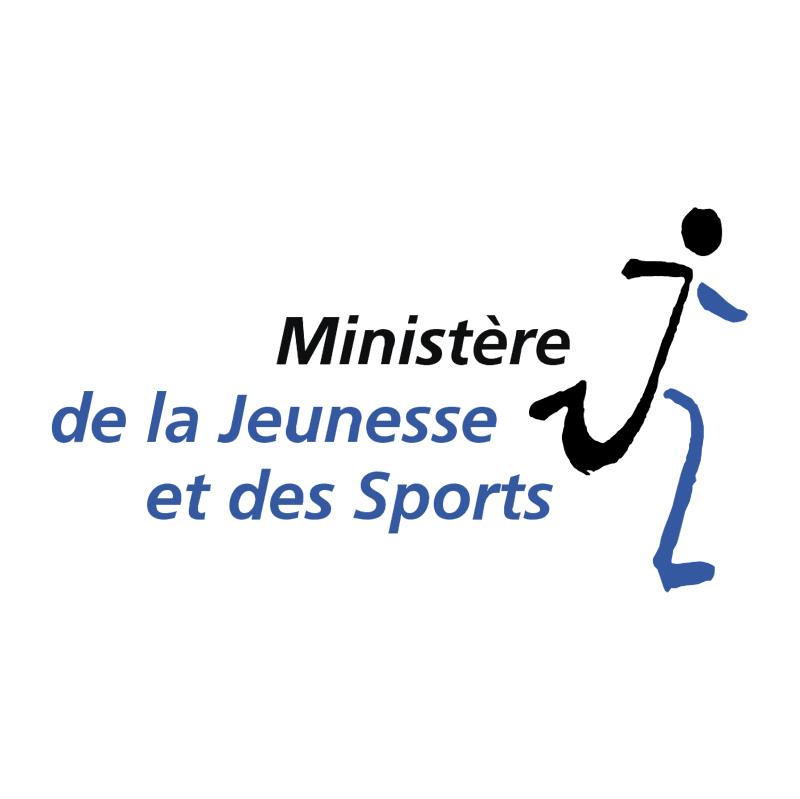 Ministere de la Jeunesse et des Sports vector