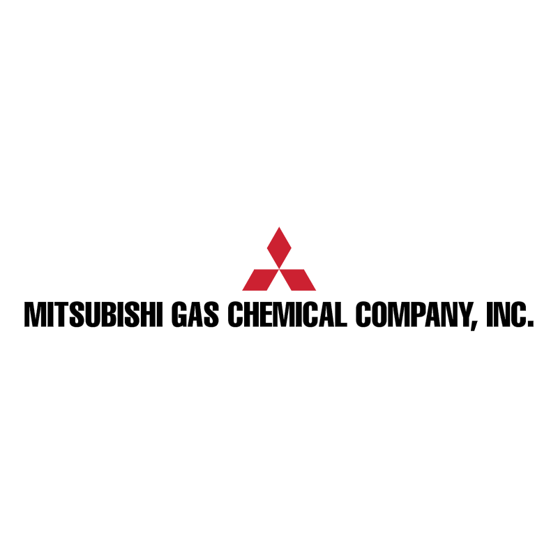 Mitsubishi Gas Chemical vector logo