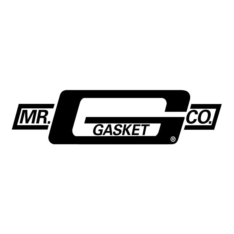 Mr Gasket vector logo