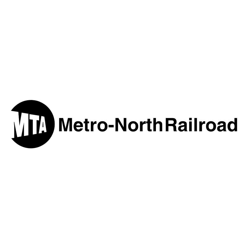 MTA Metro North Railroad vector