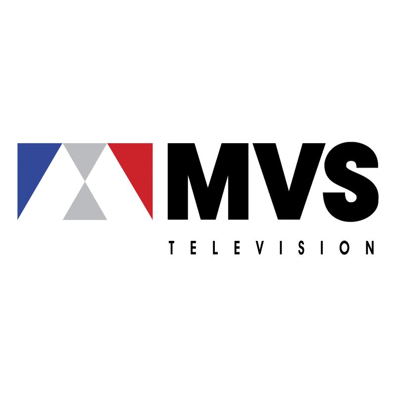MVS Television vector