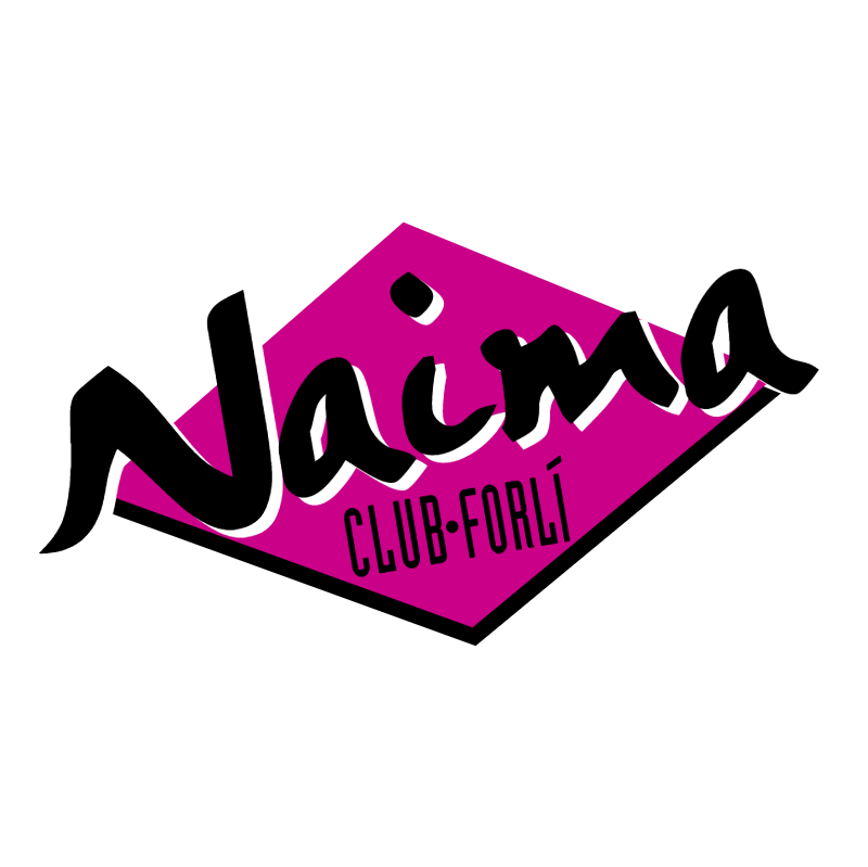 Naima Club Forli vector