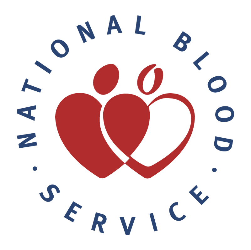 National Blood Service vector