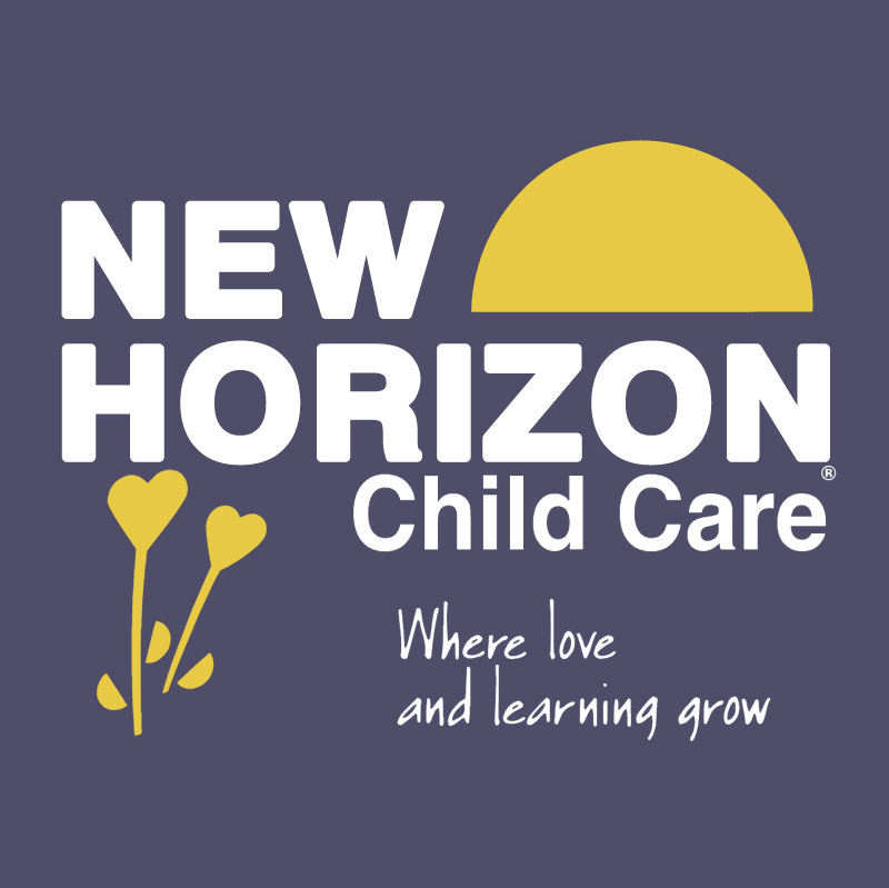 New Horizon Child Care vector logo