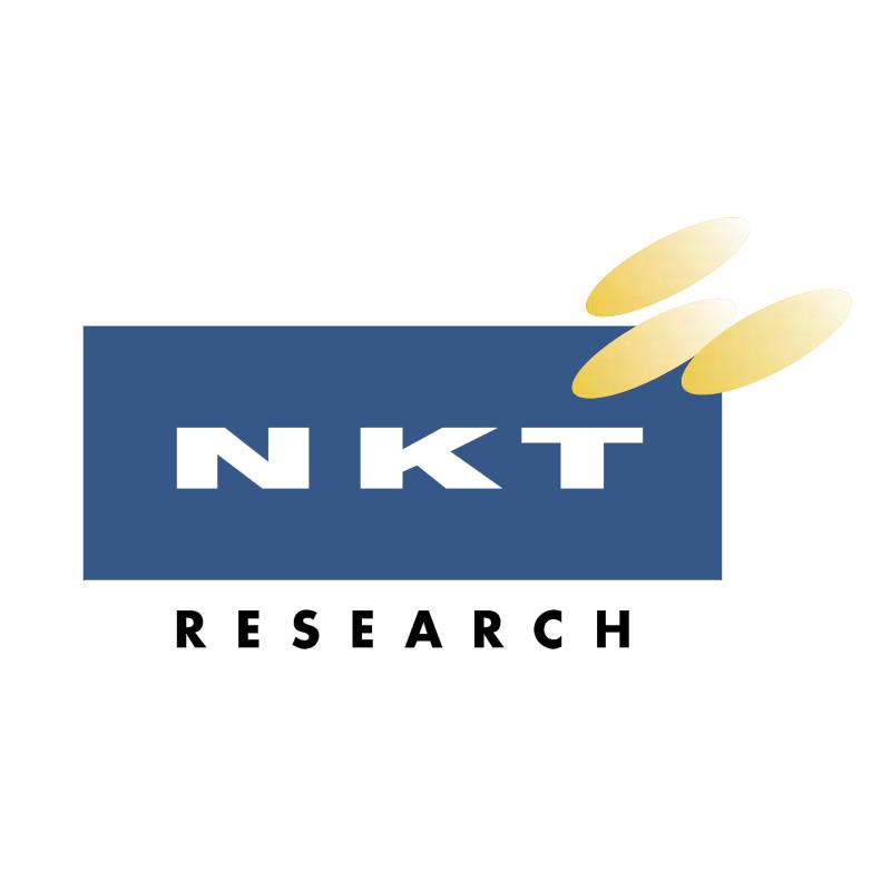NKT Research vector logo