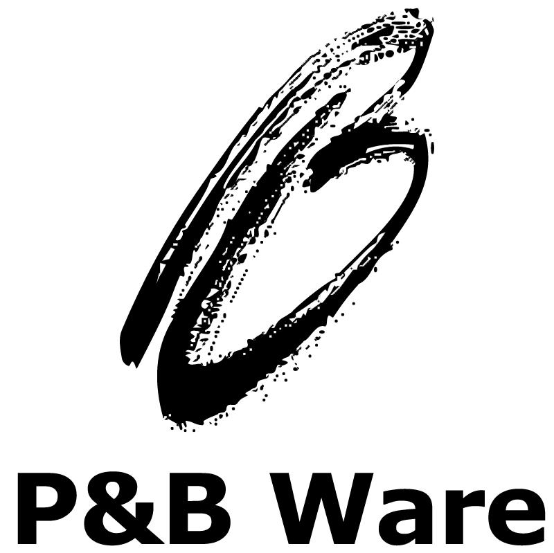 P&B Ware vector