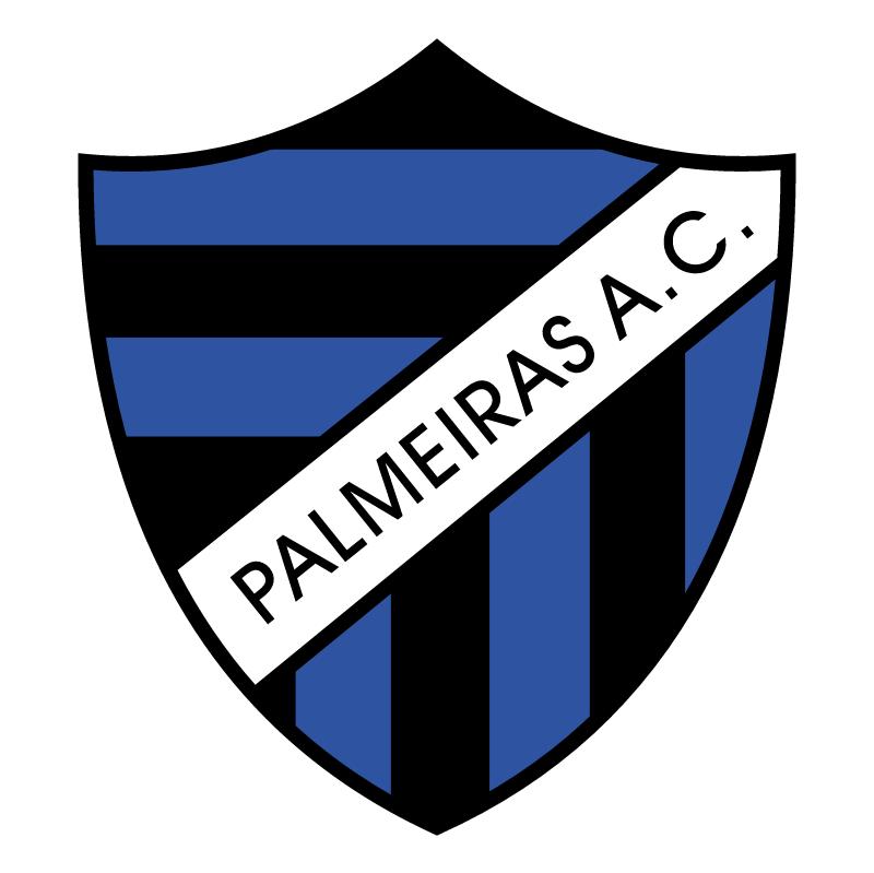 Palmeiras Atletico Clube do Rio de Janeiro RJ vector