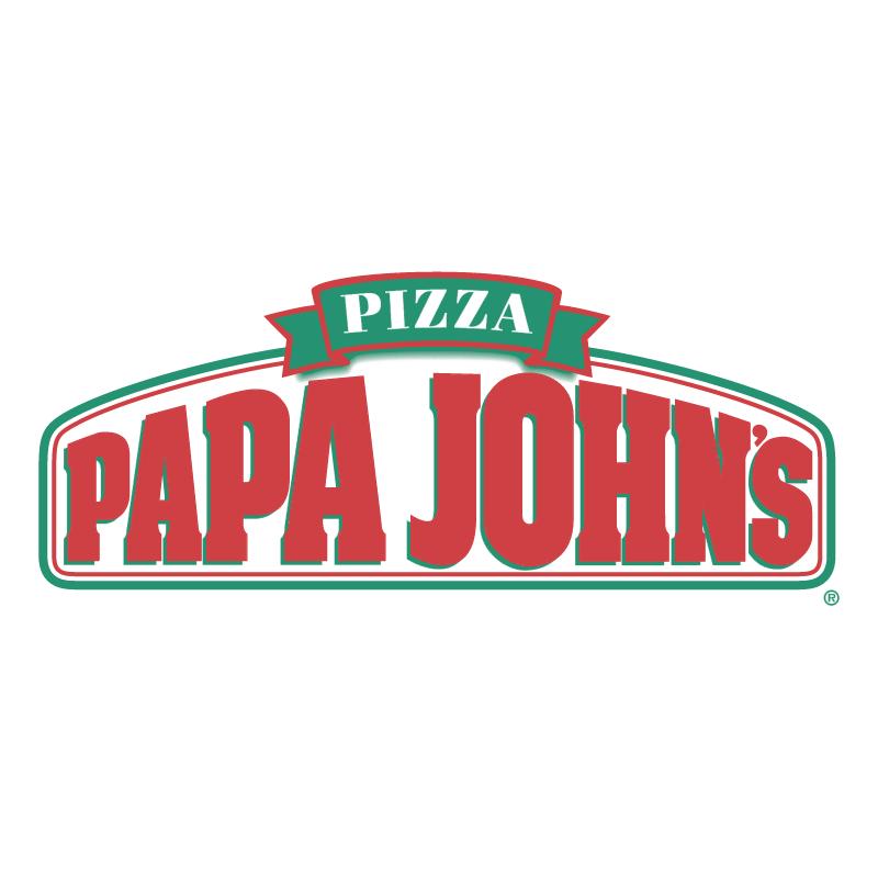 Papa John's Pizza vector
