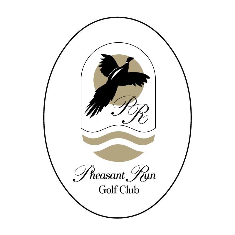 Pheasant Run vector