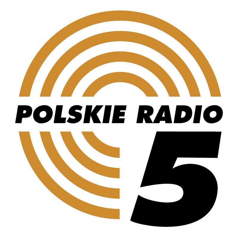 Polskie Radio 5 vector