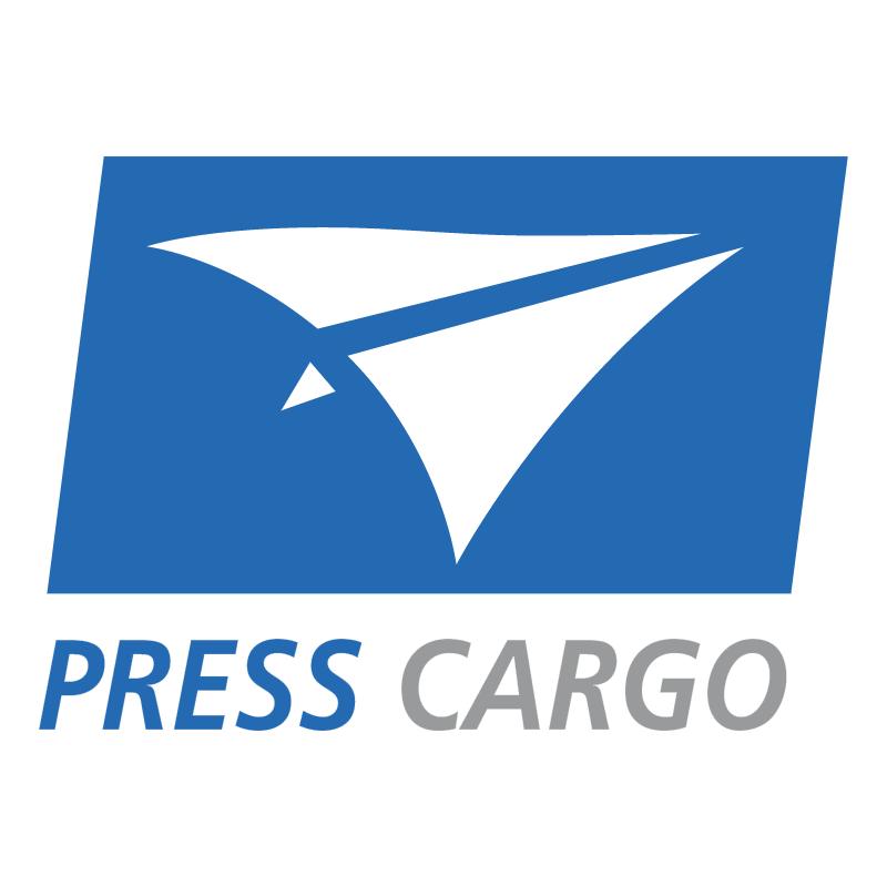 Press Cargo vector