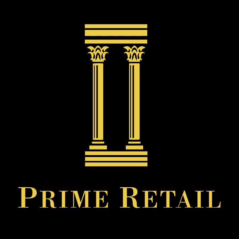 Prime Retail vector