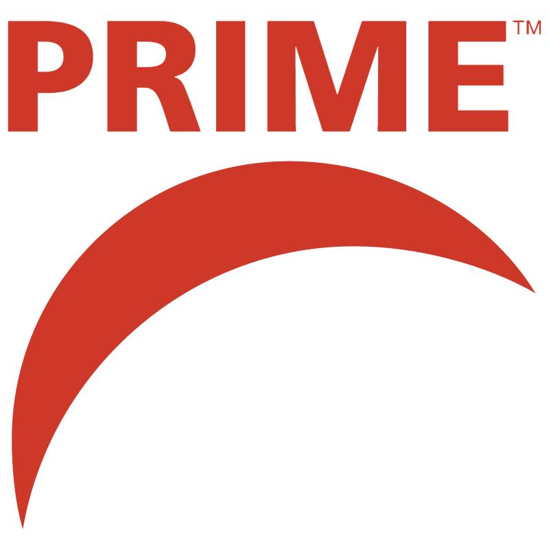 Prime TV vector logo
