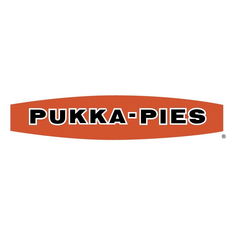 Pukka Pies vector