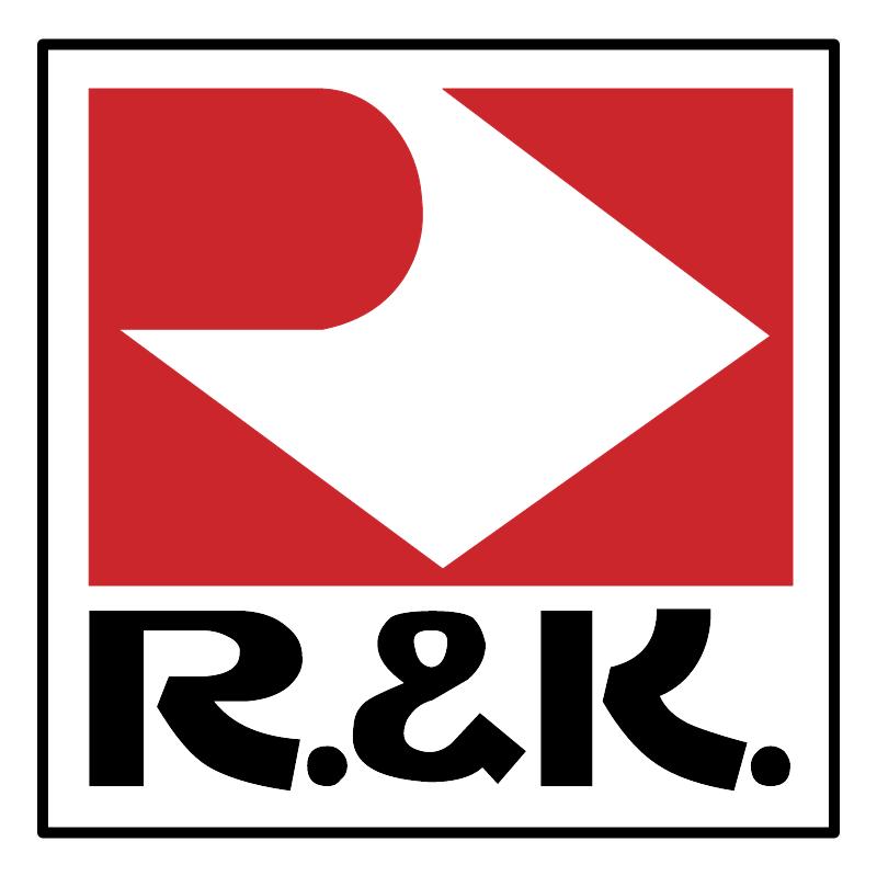 R&K vector logo