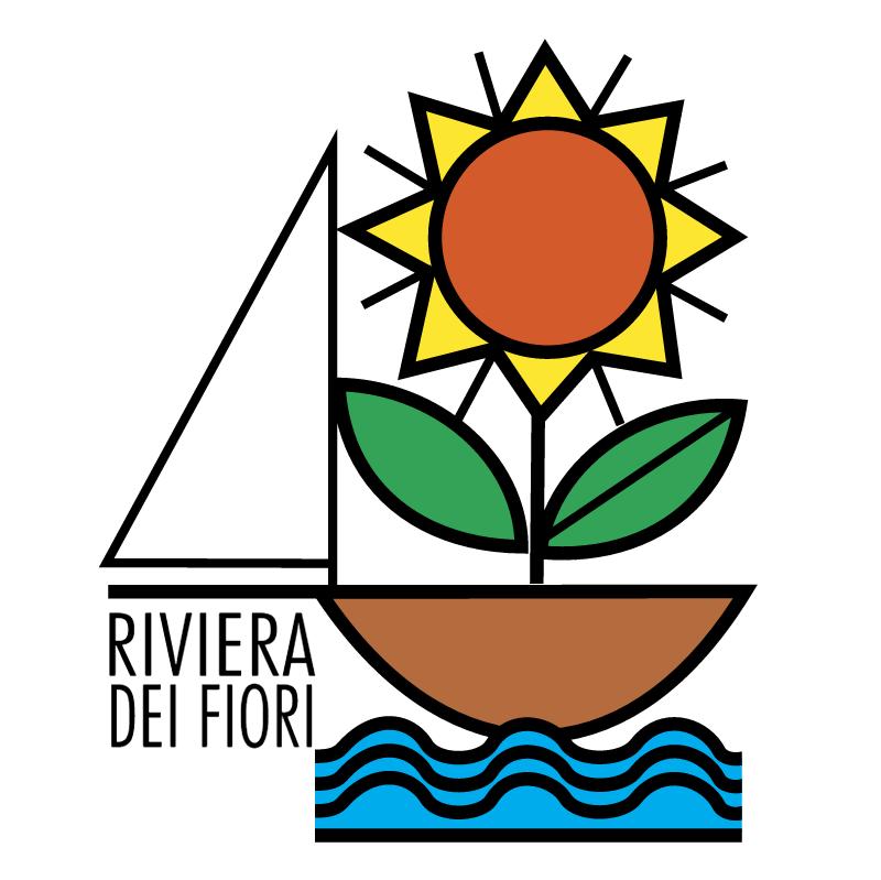 Riviera Dei Fiori vector