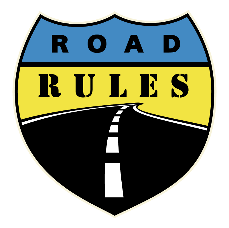 Road Rules vector