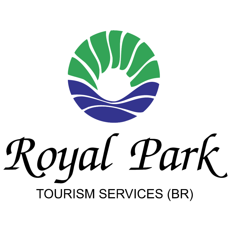 Royal Park vector logo