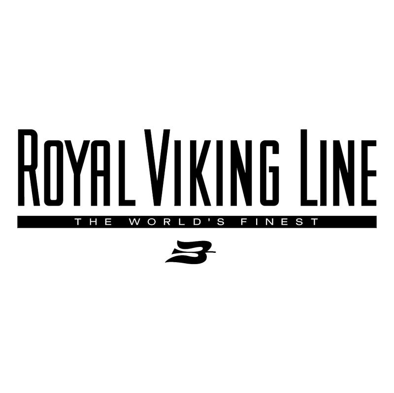 Royal Viking Line vector
