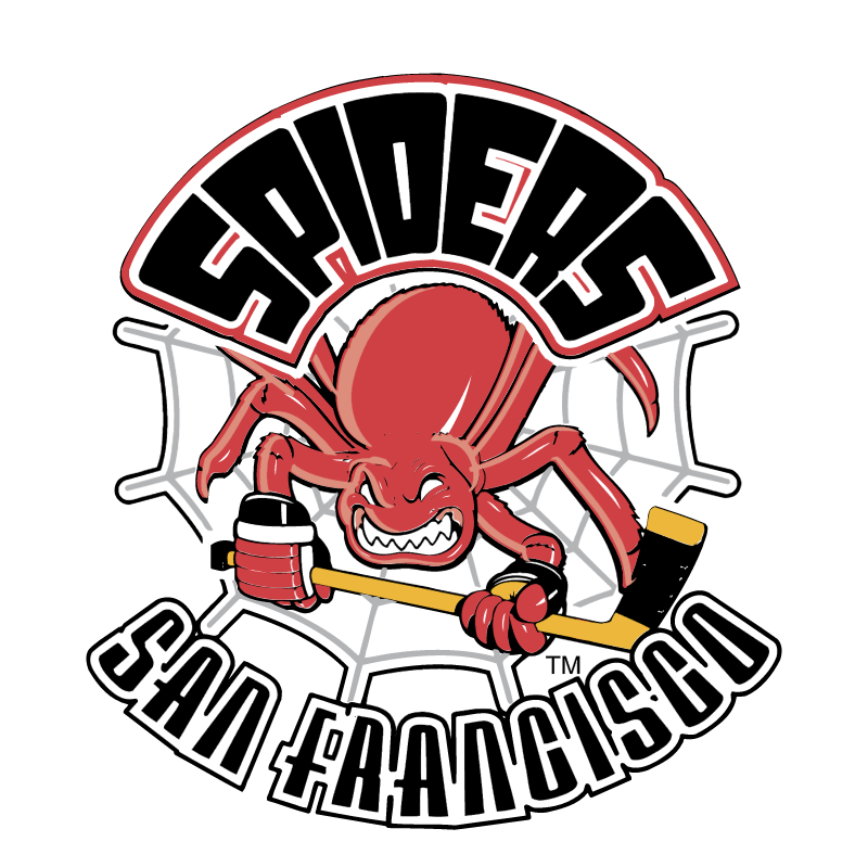 San Francisco Spiders vector