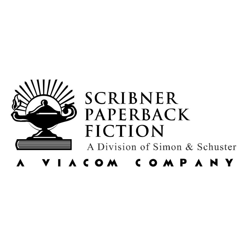 Scribner Paperback Fiction vector