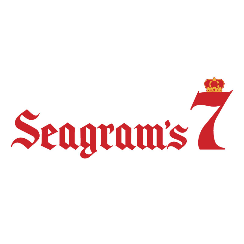 Seagram's 7 vector