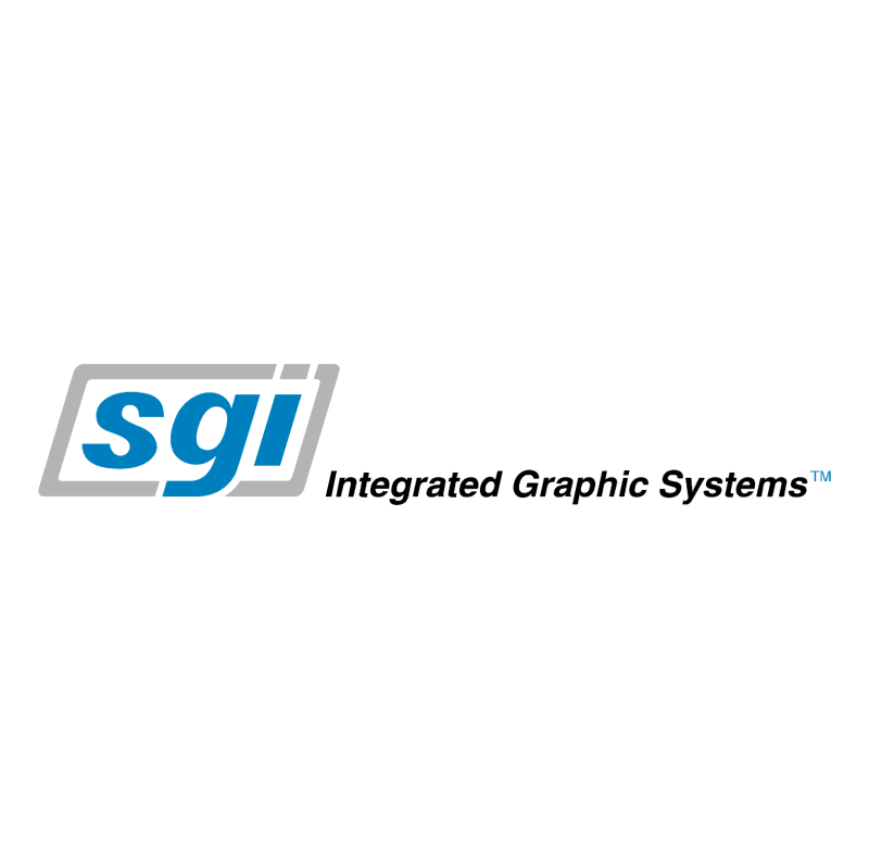SGI Integrated Graphic Systems vector