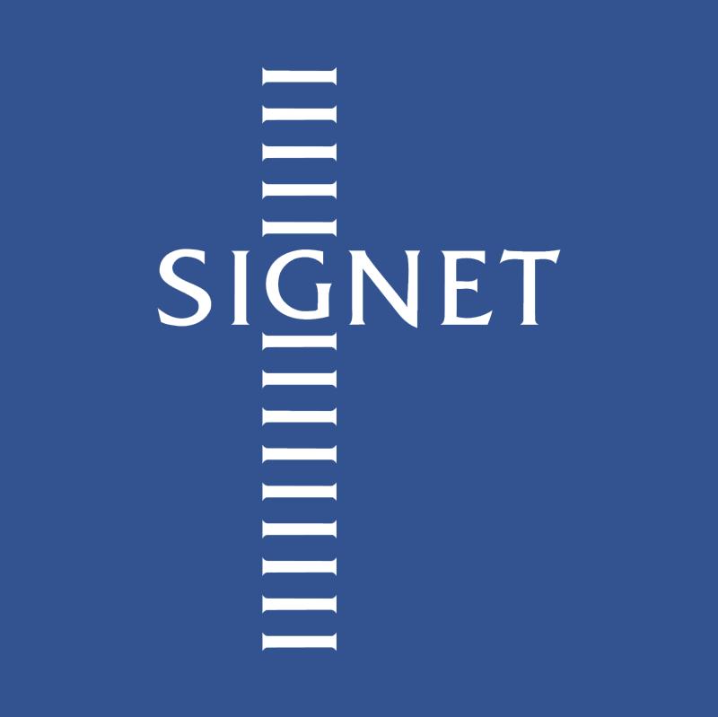 Signet vector