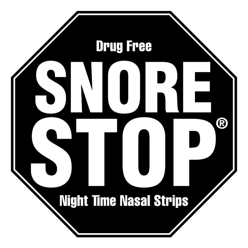 Snore Stop vector logo