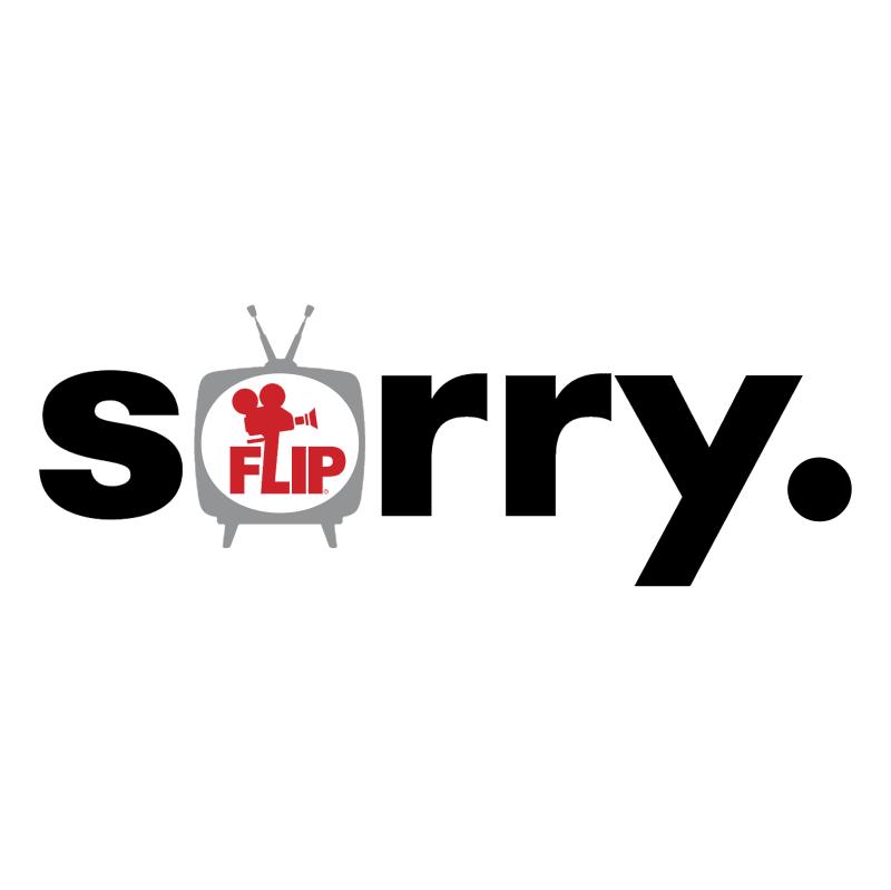 Sorry Flip Skateboards Video vector
