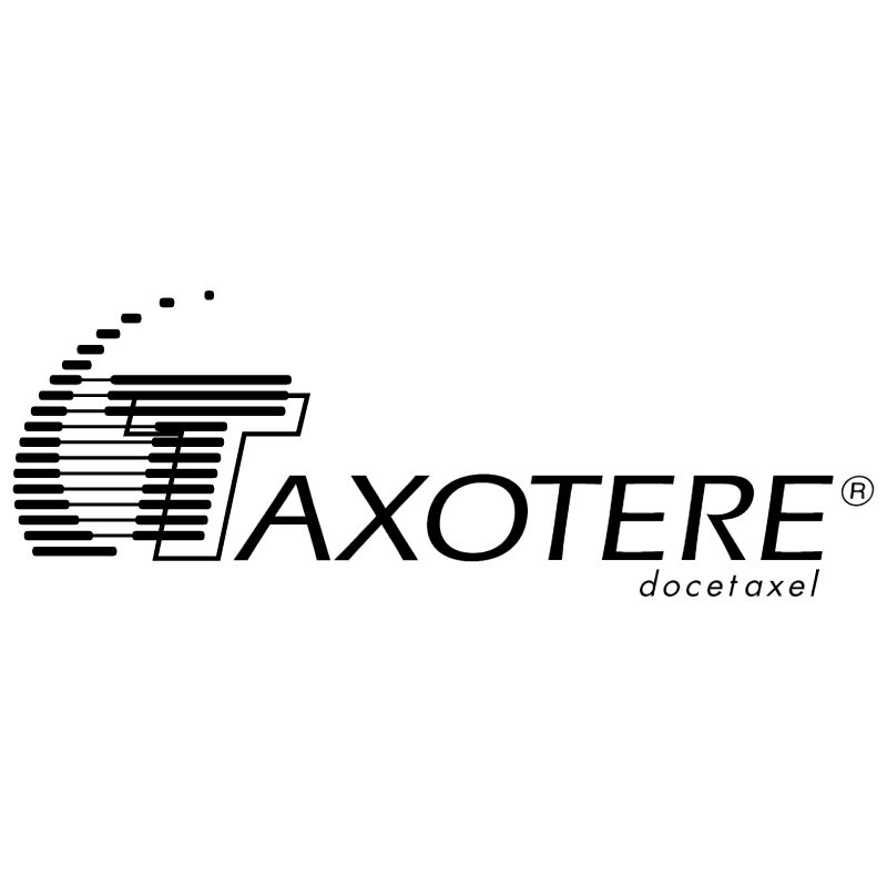 Taxotere vector logo