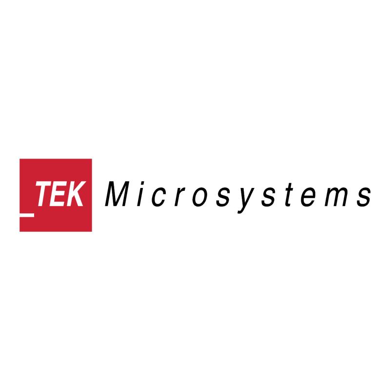 TEK Microsystems vector logo