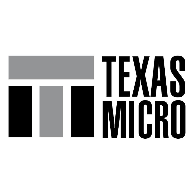 Texas Micro vector