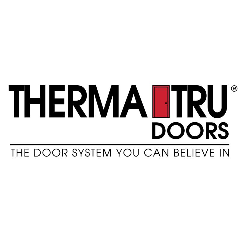 Therma Tru Doors vector