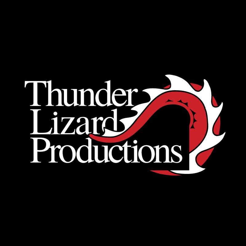 Thunder Lizard Productions vector