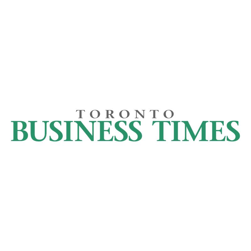 Toronto Business Times vector