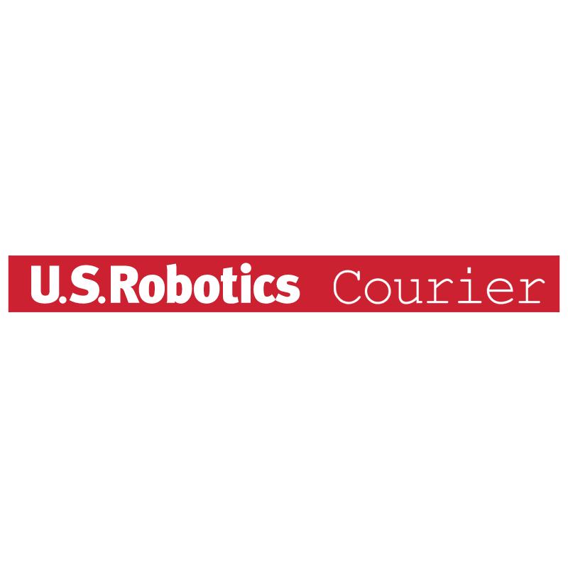 U S Robotics Courier vector