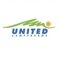 United Campervans vector