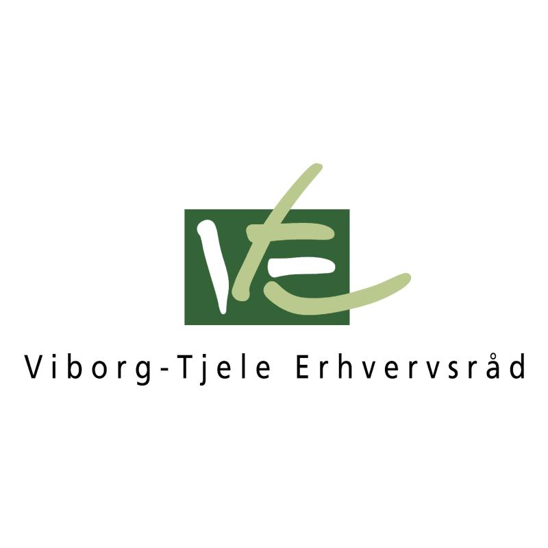 Viborg Tjele Erhvervsrad vector logo
