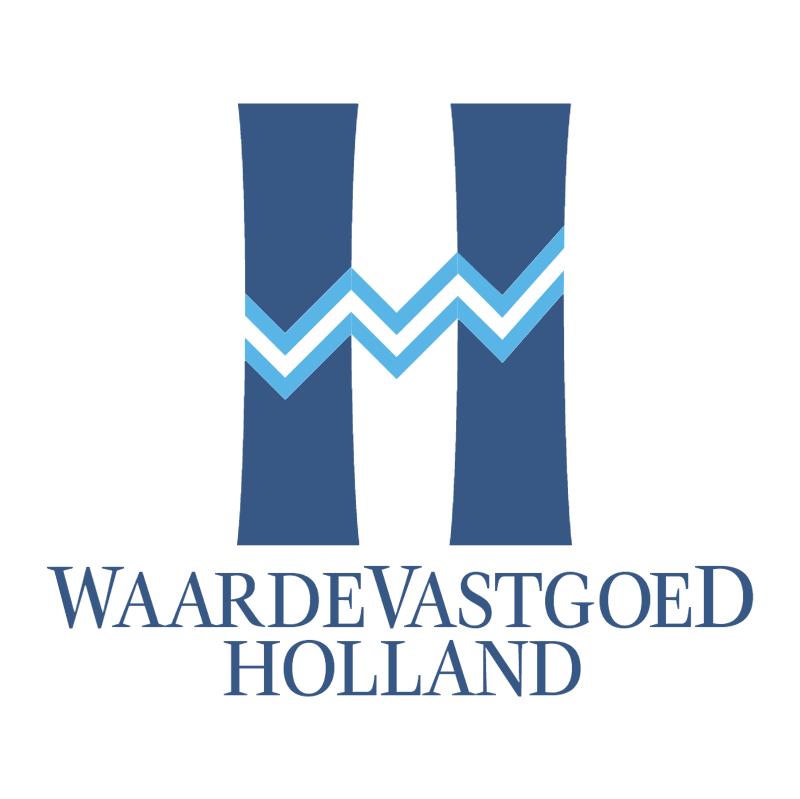 WaardeVastGoed Holland vector