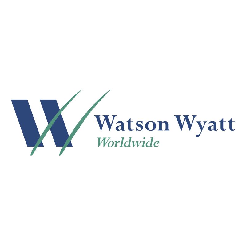 Watson Wyatt vector logo