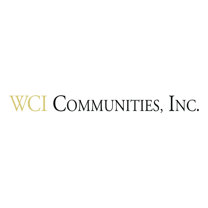 WCI Communities vector