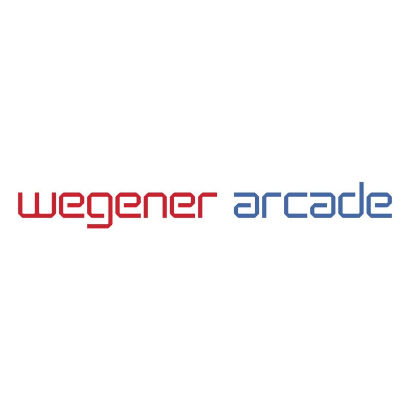 Wegener Arcade vector