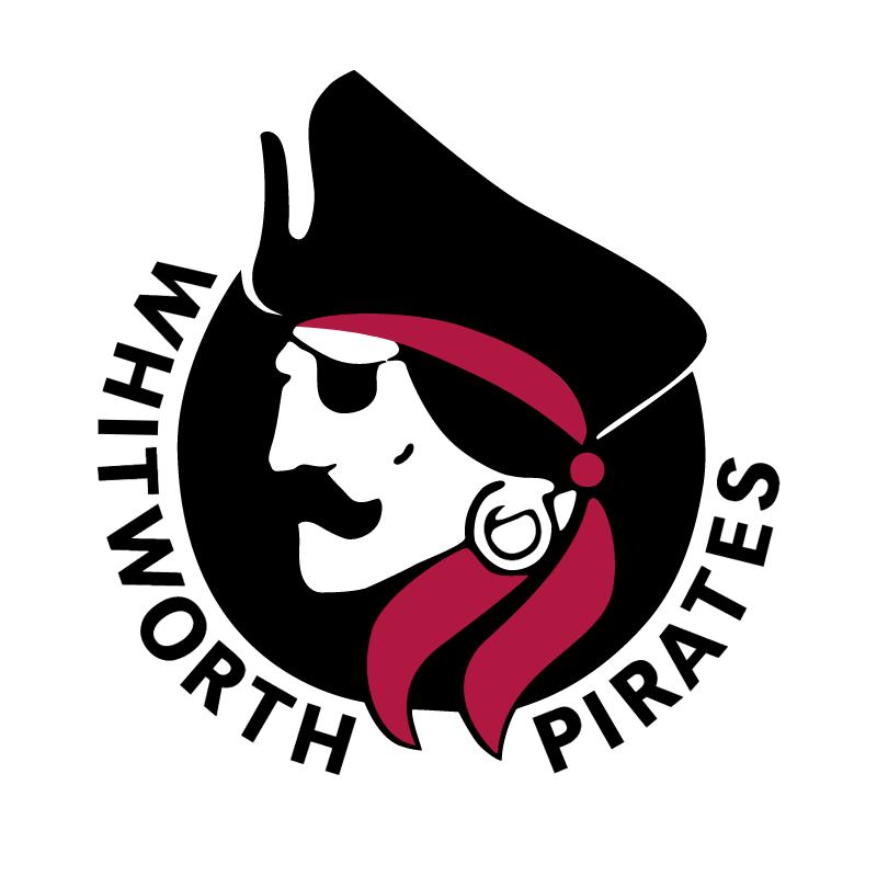 Whitworth Pirates vector